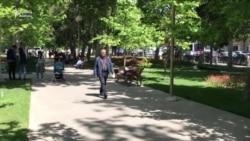 Hər il 10 mayda bəzədilən Heydər Əliyev Parkı