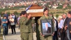State Funeral Held For Former Kosovar Prime Minister Rexhepi