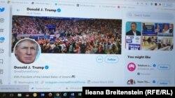 فیسبوک و توییتر پُستهای دونالد ترمپ، رئیس جمهور ایالات متحده و کمپاینش را حذف کردهاند.