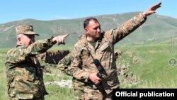 It is unclear how many Armenian prisoners of war remain in Azerbaijani custody. (file photo)