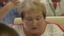 Чиновники Аксенова ругают друг друга за некомпетентность (видео)