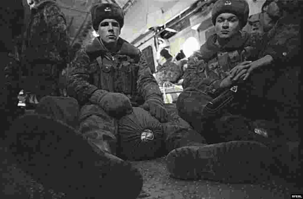 Беренче чечен сугышын фотога төшерү #11