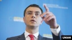 Володимир Омелян був міністром інфраструктури України в період 2016-2019 років