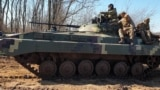 GRAB-On The Front Line: Shells Continue To Fall In Eastern Ukraine