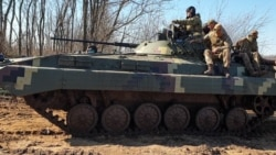 On The Front Line: Shells Continue To Fall In Eastern Ukraine