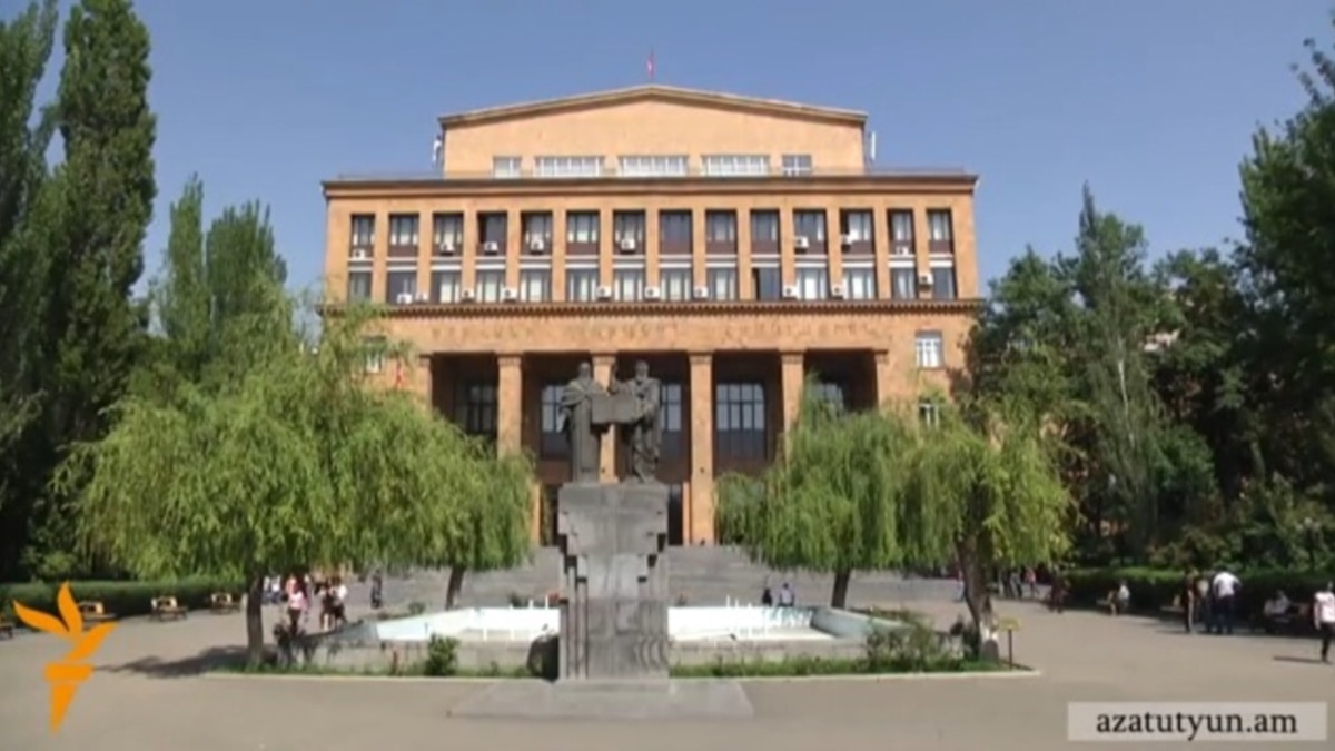 Universities In Armenia To Reopen In September, Education Minister Says