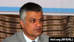 عبدالله احمدزی رئیس بنیاد آسیا