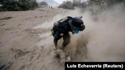 Виверження вулкана Фуего у Гватемалі сталося 3 червня