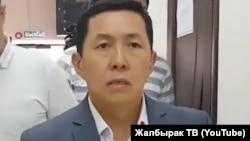 Манасбек Арабаев.