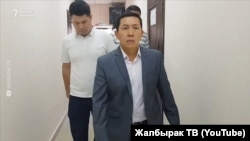 Манас Арабаев.