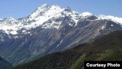 დიკლოს მთა, თუშეთი