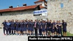 Fudbalski tim BiH