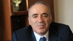 Лицом к событию. Гарри Каспаров: Только санкции!