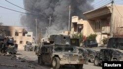 Napredak u Mosulu je na vijestima svaki dan, pa čak i svaki sat