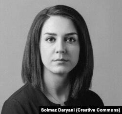 Iranska fotografkinja Šolmaz Darjani