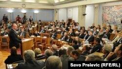 Prva konferencija Nacionalne konvencije o evropskoj integraciji Crne Gore, 5. april 2011.