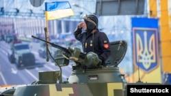 Військовий парад до Дня Незалежності, Київ, 24 серпня 2018 року