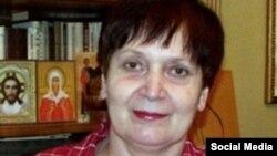 Лариса Остаева