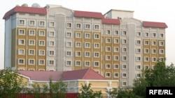 Здание посольства РФ в Таджикистане