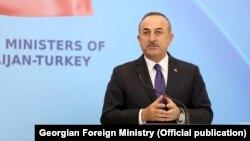 Թուրքիայի ԱԳ նախարար Մևլյութ Չավուշօղլու, արխիվ