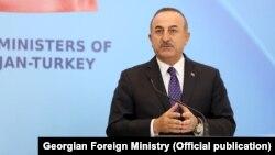 Шефот на турската дипломатија Мевлут Чавушоглу