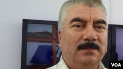 Hüquqşünas Namizəd Səfərov