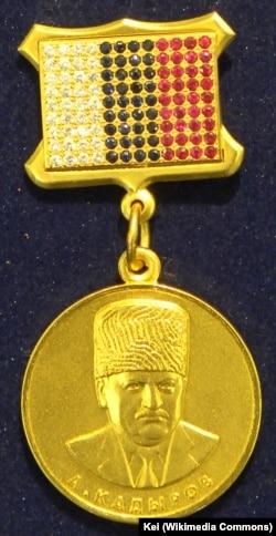 Орден Ахмада Кадирова – найвища нагорода Чеченської Республіки
