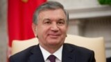 Is the Uzbek president trying to improve Uzbekistan's image?