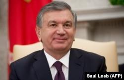 Өзбекстан президенті Шавкат Мирзиеев