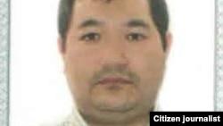 Uzbekistan / Russia - Imam Temur Tursunov prisoned in Andizhan, Moscow, 07.08.2015.