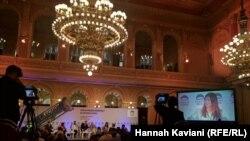 «Форум 2000» в Праге, Чехия, 9 октября 2017 год