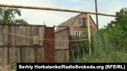 Дом Валентины Бучок в селе Иванополье