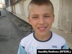 11 yaşlı Elcan