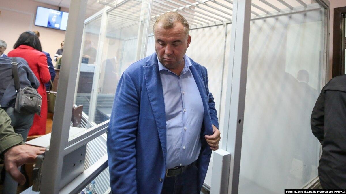 Рябошапка: даже в случае внесения залога Гладковский не сможет скрываться от следствия