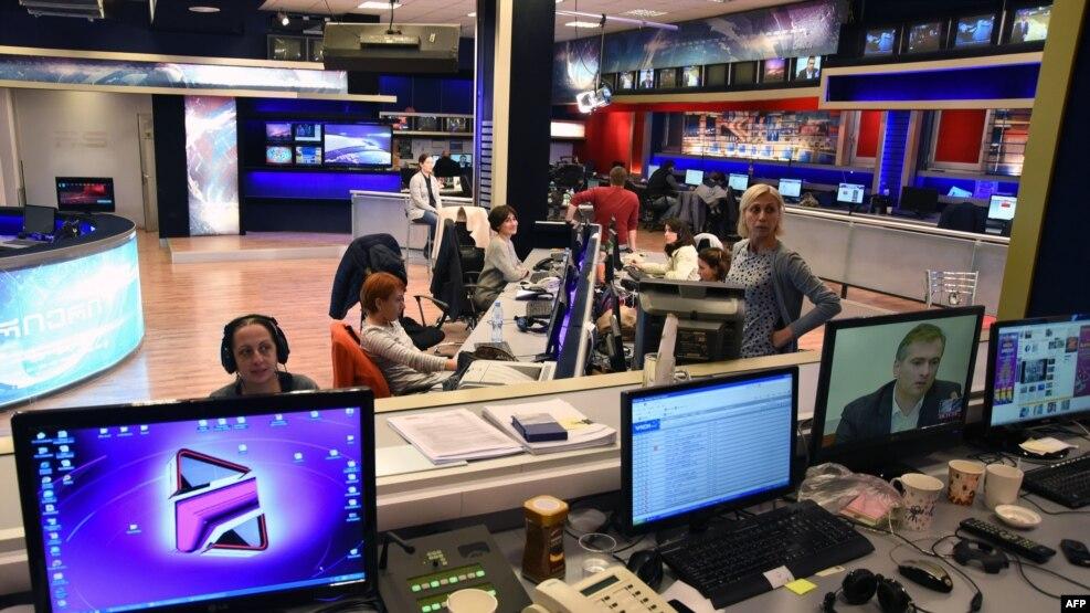 Gürcüstan, Rustavi 2 televiziyası