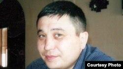 «Арлан» арнайы жасағының сарбазы Руслан Жолдыбаев.