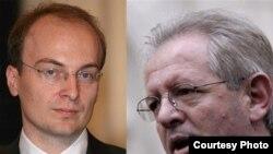 Министрите за надворешни работи на Македонија и Косово, Милошоски и Хисени