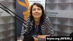 Актриса, режисер Театру документальних постановок Анастасія Патлай