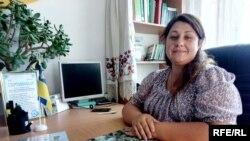 Надежда Долгова, и. о. директора парка «Меотида»