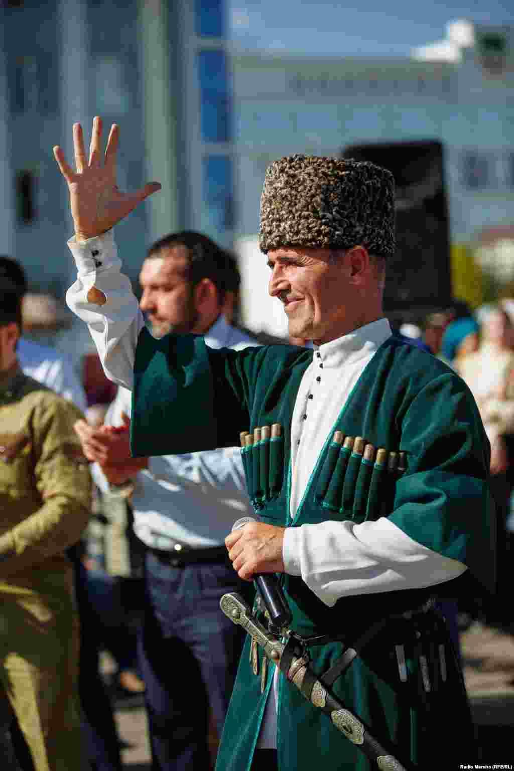 Бараман тхьамда Ибрагимов Ризван.