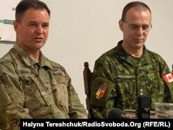 Військові капелани Клей Селмела та Іван Нагачевський