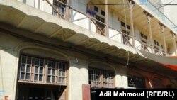 مبنى تراثي في بغداد