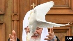 Patriarhul Kiril al Rusiei, foto arhivă