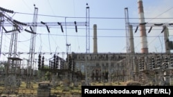 Иллюстрационное фото. Луганская ТЭС в городе Счастье, Луганская область