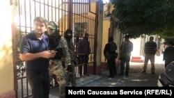 """Обыск в дагестанской газете """"Черновик"""""""
