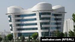 Aşgabatdaky Stomatologiýa merkezi