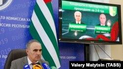 Брифинг по результатам воскресных выборов в Абхазии