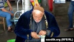 Ўзбекистонлик тиланчилар