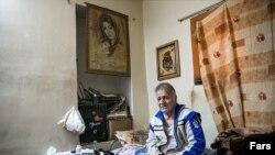 احد برنجی قهرمان پیشین دوومیدانی ایران