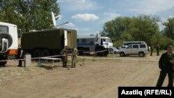 Мордовиянең татарлар күпләп яшәгән Азюрка авылында тентүләр бара. 4 июнь